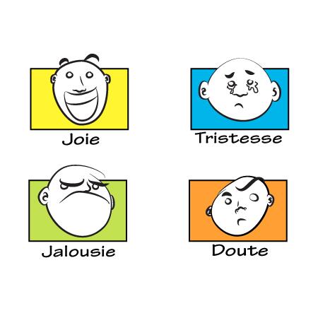 association des emotions